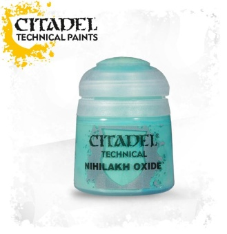 Краска Citadel: Technical: Nihilakh Oxide (12ml)