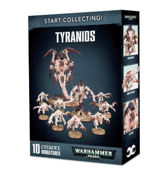 WH40k: Tyranid Start Collecting (2017)
