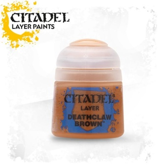 Краска Citadel Layer: Deathclaw Brown