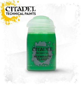 Краска Citadel: Technical: Hexwraith Flame (24ml)