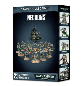 WH40k: Necrons Start Collecting (2017)