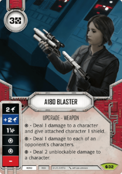 A180 Blaster [Rare from Spirit of Rebellion 32] на русском