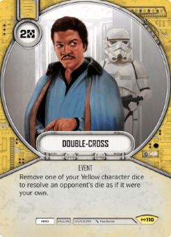 Double-Cross [Uncommon from Empire at War 110]