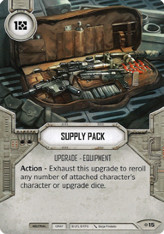 Supply Pack [Starter from Rivals 15]