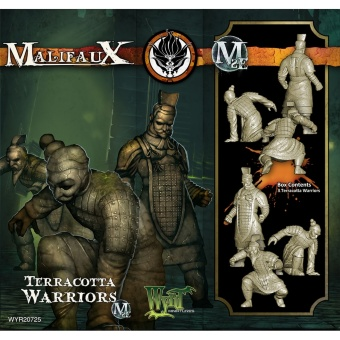 Malifaux: Ten Thunders: Terracotta Warriors