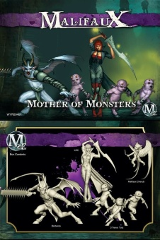 Malifaux: Neverborn: Starter Lilith - Mother of Monsters