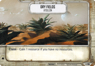 Dry Fields - Atollon [Starter from Rivals 19]