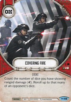 Covering Fire [Common from Empire at War 118]