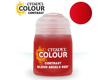 Краска Citadel Contrast: Blood Angels Red (18ml)