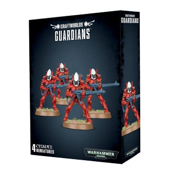 WH40k: Easy to Build: Craftworld Guardians