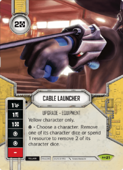 Cable Launcher [Rare from Empire at War 21]