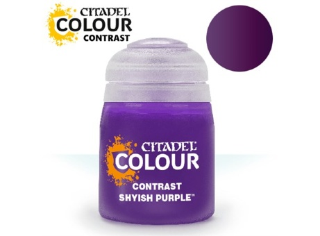 Краска Citadel Contrast: Shyish Purple (18ml)