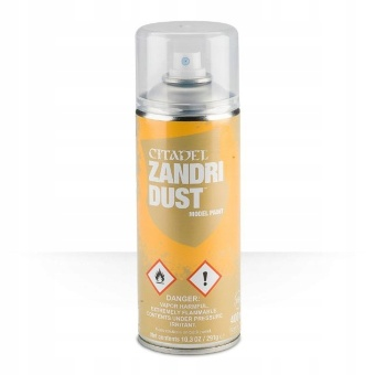 Citadel: Zandri Dust Spray
