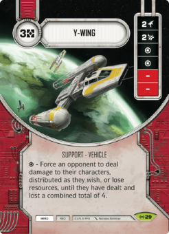 Y-Wing [Rare from Empire at War 29]