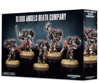 WH40k: Blood Angels Death Company