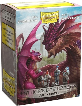 Протекторы Dragon Shield: ill. Father's Day Dragon (100 шт.)