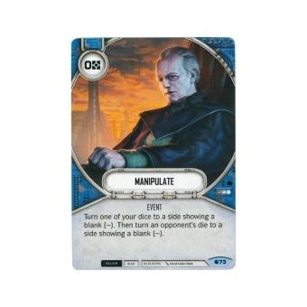 Manipulate [Common from Spirit of Rebellion 73]