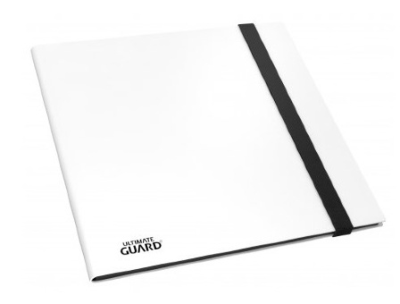 Альбом Ultimate Guard 12-Pocket QuadRow FlexXfolio White