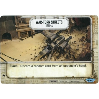 War-Torn Streets - Jedha [Common from Spirit of Rebellion 160] на русском