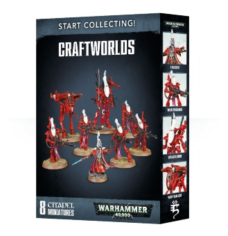 WH40k: Craftworlds Start Collecting