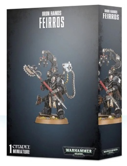 WH40k: Space Marine Iron Hands Feirros