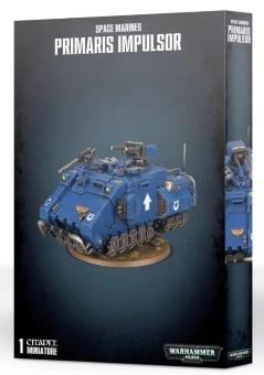 WH40k: Space Marine Primaris Impulsor