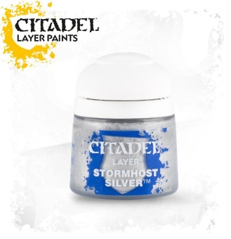 Краска Citadel Layer: Stormhost Silver