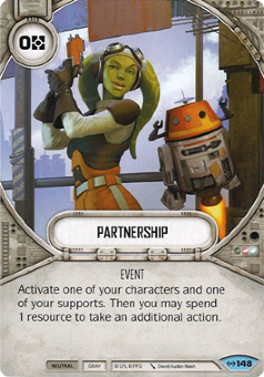 Partnership [Common from Empire at War 148]