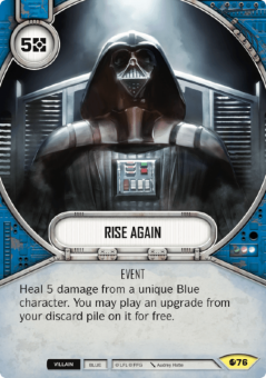 Rise Again [Uncommon from Spirit of Rebellion 76] на русском