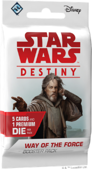 Star Wars Destiny: 5_Way of the Force: Бустер (ENG)