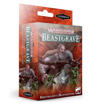 Warhammer Underwolds Hrothgorn's Mantrappers (RUS)