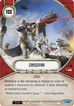 Crossfire [Common from Empire at War 62]
