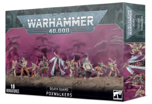 WH40k: Death Guard Poxwalkers (2021)