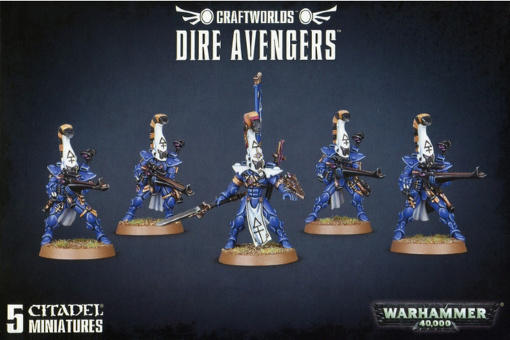 WH40k: Craftworlds Dire Avengers