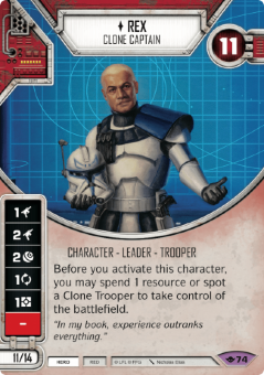 Rex - Clone Captain [Legendary from Way of the Force 74]