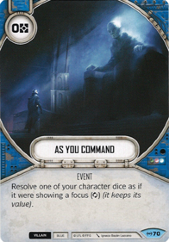 As You Command [Common from Empire at War 70]