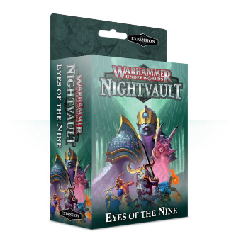 Warhammer Underwolds The Eyes of the Nine (РУС)