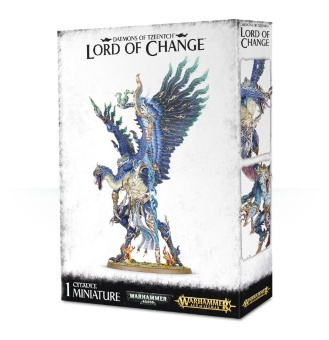 WH AoS: Daemons of Tzeentch Lord of Change