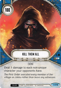 Kill Them All [Common from Empire at War 74]