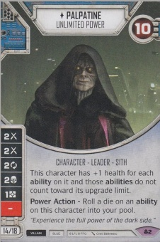 Palpatine - Unlimited Power [Legendary from Convergence 2] на русском