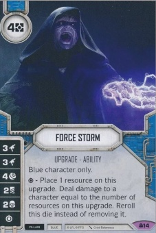 Force Storm [Legendary from Convergence 14] на русском