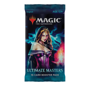 MTG: Ultimate Masters: Бустер