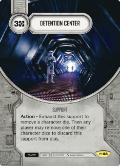 Detention Center [Uncommon from Empire at War 88]