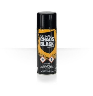 Citadel: Chaos Black Spray (Global)
