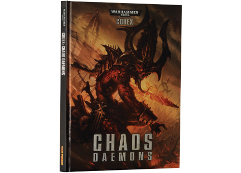 WH40k: Литература Chaos Daemons Codex (ENG)