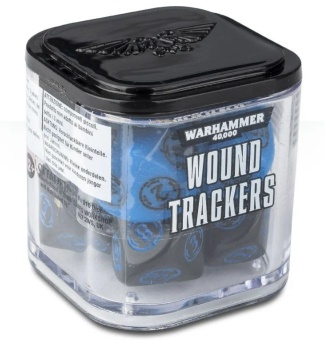 Citadel Wound Trackers