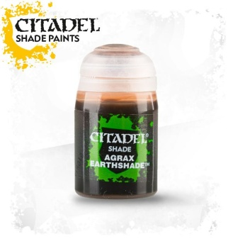 Краска Citadel Shade: Agrax Earthshade 24ml