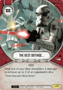 The Best Defense... [Uncommon from Awakenings 75]