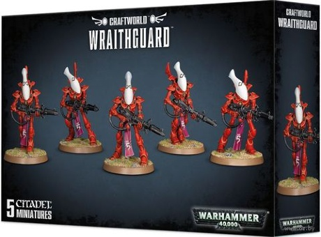 WH40k: Craftworlds Wraithguard